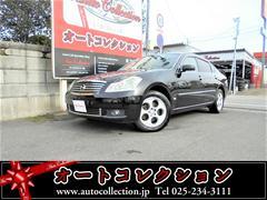 新潟の中古車 日産 フーガ 車両価格 29万円 リ済別 平成17年 16.1万K スーパーブラック