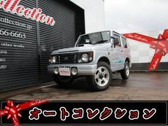 新潟の中古車 スズキ ジムニー 車両価格 25万円 リ済別 平成9年 11.1万K マーキュリーシルバーメタリック