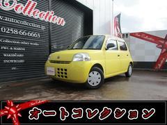 新潟の中古車 ダイハツ エッセ 車両価格 17万円 リ済別 平成20年 9.3万K サンシャインイエロー