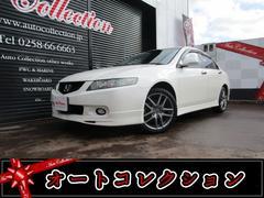 新潟県の中古車ならアコード ユーロR 6速MT レカロシート momoステアリング