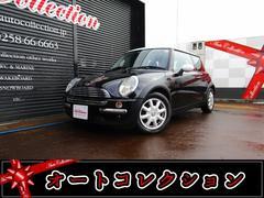 新潟の中古車 MINI MINI 車両価格 25万円 リ済別 2003年 9.4万K ブラックII/ホワイト