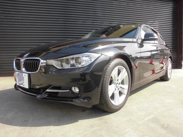 BMW 3シリーズ 320i スポーツ ミラーETC ストレージP...