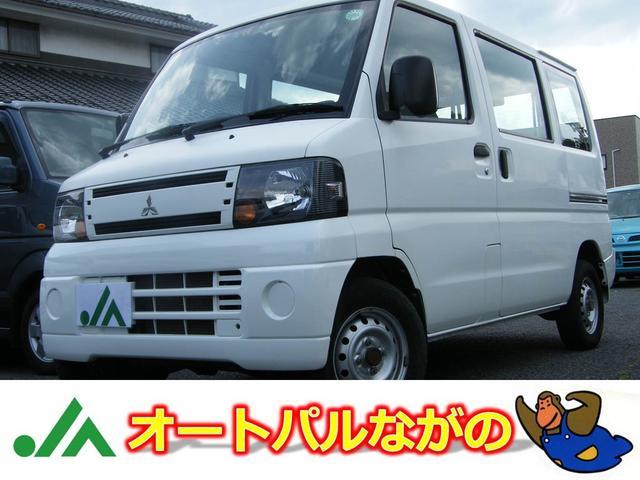 三菱 CD セレクト4WD フロアAT 集中ドアロック ABS