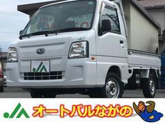 サンバートラックJA−TC セレクト4WD 5MT パワステ エアバック