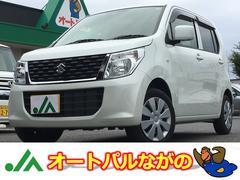 ワゴンRFX 4WD 5速MT アイドルストップ シートヒーター