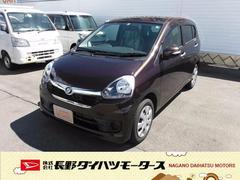 ミライースGf SA 4WD プッシュスタート エコアイドル CD
