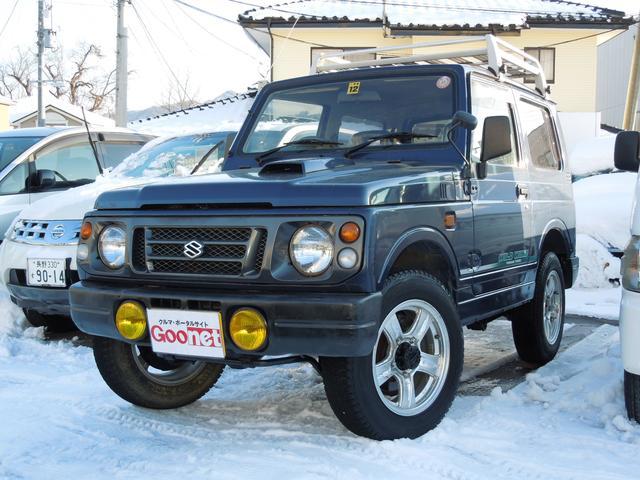 上質な車輌を、常時30台以上展示!ルーフキャリア アルミ 4WDターボ