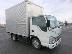 新潟県の中古車ならタイタントラック アルミバン 2T   新免許対応