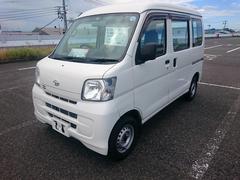 新潟の中古車 ダイハツ ハイゼットカーゴ 車両価格 74.5万円 リ済別 平成22年 7.6万K ホワイト