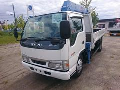 新潟の中古車 いすゞ エルフトラック 車両価格 322.9万円 リ済別 平成16年 10.3万K ホワイト