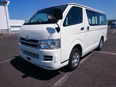 新潟の中古車 トヨタ レジアスエースバン 車両価格 156.6万円 リ済別 平成21年 18.0万K ホワイト