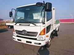 新潟県の中古車ならヒノレンジャー ダンプ   コンボレイン