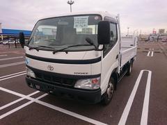 新潟の中古車 トヨタ トヨエース 車両価格 167.4万円 リ済別 平成17年 11.9万K ホワイト