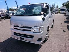 新潟の中古車 トヨタ ハイエースバン 車両価格 179.5万円 リ済別 平成24年 14.5万K グレーM