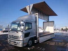 新潟の中古車 日野 レンジャー 車両価格 483.9万円 リ済別 平成22年 11.6万K グレー
