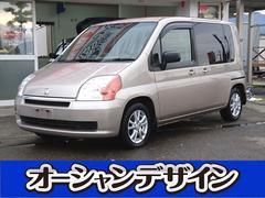 新潟県の中古車ならモビリオ A キーレス アルミ CD