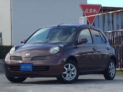 新潟県の中古車ならマーチ 12c スマートキー アルミ スタッドレス CD