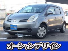 新潟県の中古車ならノート 15E スマートキー CD 電格ミラー