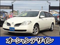 新潟県の中古車ならプリメーラワゴン W20C DVDナビ キーレス アルミ
