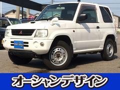 新潟県の中古車ならパジェロミニ V 4WD キーレス タイベル交換済み