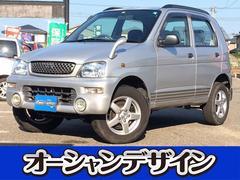 新潟県の中古車ならテリオスキッド CL 4WD キーレス CD アルミ