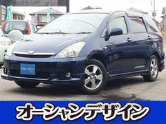 新潟県の中古車ならウィッシュ X Sパッケージ キーレス HID エアロ