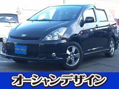 新潟県の中古車ならウィッシュ X Sパッケージ アルミ キーレス
