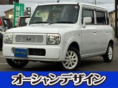 新潟県の中古車ならアルトラパン 4WD アルミ ベンチシート