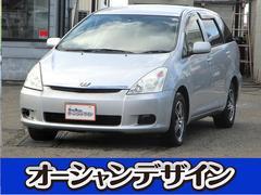 新潟県の中古車ならウィッシュ G キーレス CD ETC