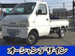 新潟県の中古車ならキャリイトラック KU 4WD 5MT
