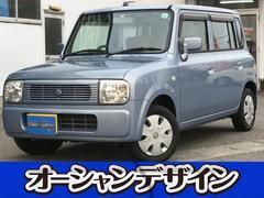 新潟県の中古車ならアルトラパン G キーレス CD
