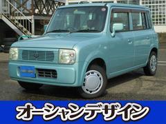 新潟県の中古車ならアルトラパン G 検2年 キーレス CD