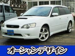 新潟県の中古車ならレガシィツーリングワゴン 2.0GT 4WD  HID ターボ