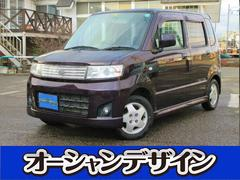 新潟県の中古車ならワゴンR スティングレー  ETC HID CD