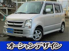 新潟県の中古車ならワゴンR FX−Sリミテッド 4WD CD キーレス
