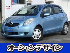 新潟県の中古車ならヴィッツ F CD キーレス Wエアバッグ