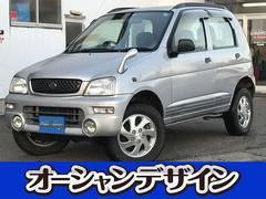 新潟県の中古車ならテリオスキッド CL 4WD アルミ CD
