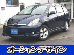 新潟県の中古車ならウィッシュ X バックカメラ ETC
