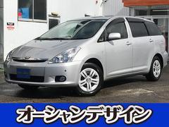新潟県の中古車ならウィッシュ X  DVDナビ Bカメラ ETC
