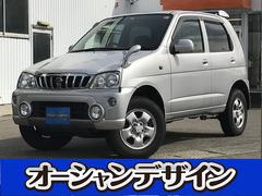 新潟県の中古車ならテリオスキッド キスマークL 4WD  5MT キーレス