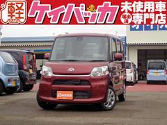 新潟県の中古車ならタント L SAII 届出済未使用車 オーディオレス