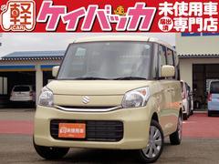 新潟県の中古車ならスペーシア G 届出済未使用車 オーディオレス シートヒーター