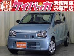新潟県の中古車ならアルト F 届出済未使用車 ヒルホールドコントロール ESP