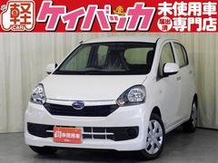 新潟県の中古車ならプレオプラス F 届出済未使用車 純正CDデッキ ヒルホールドコントロール