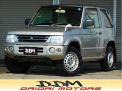 新潟県の中古車ならパジェロミニ XR 5MT タイミングベルト交換済み