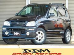 新潟県の中古車ならテリオスキッド エアロダウン 4WD ターボ フォグランプ アルミホイール