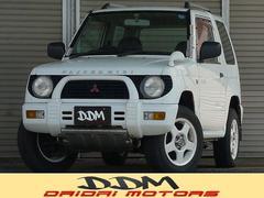 新潟県の中古車ならパジェロミニ XR−II 4WD 社外アルミ