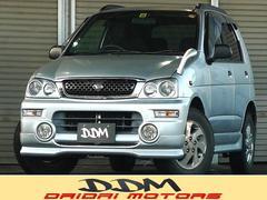 新潟県の中古車ならテリオスキッド CL 4WD ターボ タイミングベルト交換済 キーレス CD