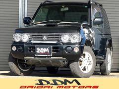 新潟県の中古車ならパジェロミニ リンクスV 4WD ターボ タイベル交換済み