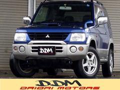 新潟県の中古車ならパジェロミニ V 4WD ターボ キーレス